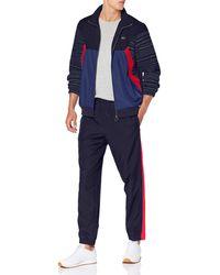 Lacoste Sport Wh8648 Sportswear Set - Blue