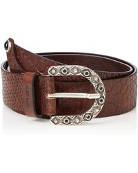 Replay Aw2542.000.a3007 Ceinture - Multicolore
