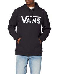 Vans Classic Ii Pullover Hoodie - Black