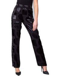 Desigual Pantalon Pant agrinio 20swpw46 l Noir