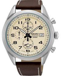 Seiko - Neo Sports orologi uomo SSB273P1 - Lyst
