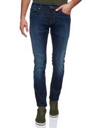 Tommy Hilfiger Scanton Slim Jeans - Blau
