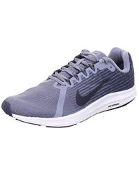 4a11a30b02abf Nike Downshifter 8 Running Shoes in Gray for Men - Save 25% - Lyst