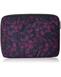 Kipling Laptopschutz - Orchid Bloom - Lila