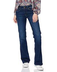 Pepe Jeans Bengalas Jean para Mujer - Azul