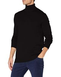 Mexx Sweater Roll Neck Maglione - Nero