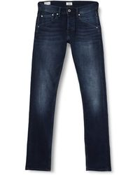 Pepe Jeans Track Jeans - Bleu