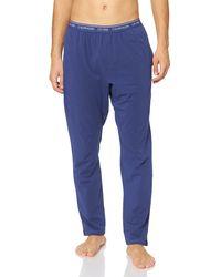 Calvin Klein Sleep Pant Pyjama Bottom - Blue