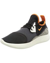 Nike Lunarcharge Bn S Running Trainers 933811 Trainers Shoes - Black