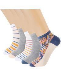 Roxy Low Cut Socks - Multicolour