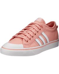 adidas Nizza W - Rose