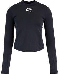 Nike - Air Mock Rib Longsleeve - Lyst