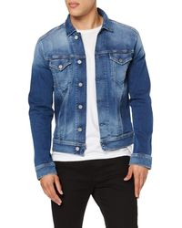 Replay - Mv842k.000.661 404 Giacca in Jeans - Lyst