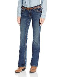 Wrangler - Rock 47 Fashion Jean-sits Above Hip - Lyst