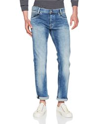 Pepe Jeans Spike Jeans Straight Uomo