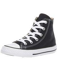 Converse Unisex-Erwachsene Chuck Taylor All Star Hi Sneaker - Schwarz