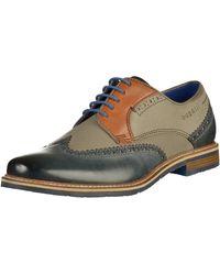 """Bugatti , scarpe eleganti da uomo """"Derby"""", 312259041111, - Multicolore"""