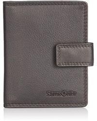 Samsonite Credit Card Case - Black