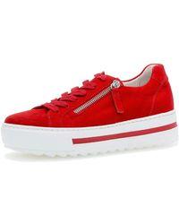 Gabor Sneaker - Rot