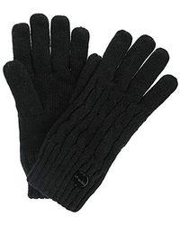 Regatta - Multimix Ii' Cable Knit Gloves - Lyst