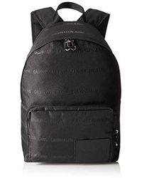 Calvin Klein Sp Essential Campus Bp 45 - Shoppers y bolsos de hombro Hombre - Azul