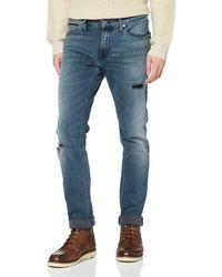 Tommy Hilfiger Slim Scanton Dktm Jeans Straight Uomo