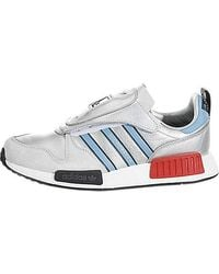 the latest 95b1a 303ed Micropacer X R1 S In Silver Metallic/light Blue