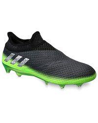 online retailer buy popular big sale adidas Nemeziz Messi 17+ 360 Agility Scocer Cleats in Black ...