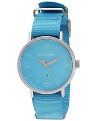 Columbia Casual Watch - Blue