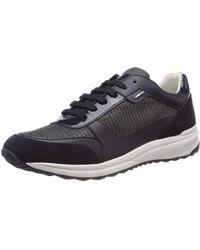 Geox D AIRELL C Sneaker - Blau