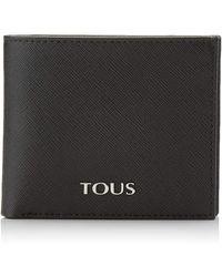 Tous M. New Berlin Brieftasche und Geldbörse für - Schwarz