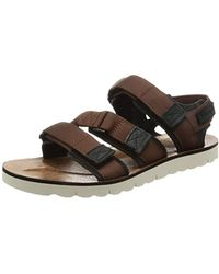 Timberland Pierce Point Sandal BROWN, MAN - Braun
