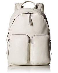 Ecco Casper Small Backpack - White