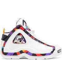 Fila Grant Hill 2 90s Sneaker - Blanc