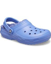 Crocs™ Classic Lined Clog - Azul