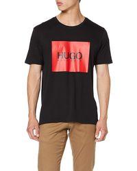 HUGO - Dolive194 T-shirt - Lyst