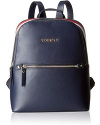Tommy Hilfiger Th Corporate Backpack Tote - Blau