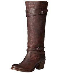 Frye - Jane Strappy Boot - Lyst