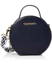 Tommy Hilfiger Iconic Tommy Xover Umhängetasche - Blau