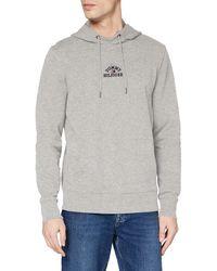 Tommy Hilfiger - Basic Embroidered Hoody Sweatshirt - Lyst
