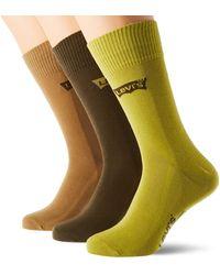 Levi's Batwing Logo Regular Cut Socks - Multicolore