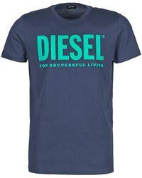 DIESEL Diego Logo XS - Blu