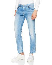 Pepe Jeans Spike, Vaqueros para Hombre - Azul