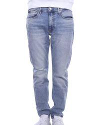 Calvin Klein Jeans Slim Taper Jeans - Azul