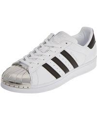 adidas - Superstar Metal Toe - Lyst
