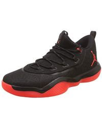 6bf2d989433cf0 Nike Jordan Super.fly 2017 Low Basketball Shoe in Black for Men - Lyst