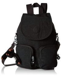 Kipling Firefly Up Backpack - Black
