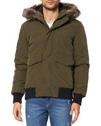 Superdry Everest Bomber Jacket - Green