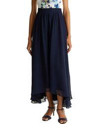 Esprit Collection Collection 030eo1d308 Skirt - Blue