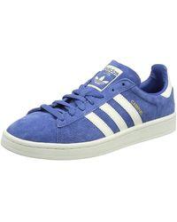 adidas Campus AQ1089 - Bleu